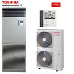 Aire acondicionado vertical Toshiba Ímola DI 140Y R32